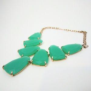 KENDRA SCOTT Green Harlow Necklace
